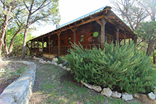 Lake Whitney Log Cabin